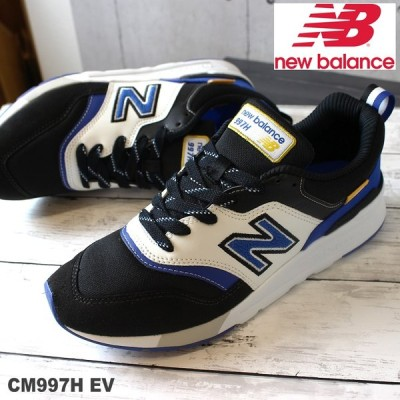 ニューバランス CW997H EV(BLACK/BLUE) new balance CW997HEV スニーカー レディース