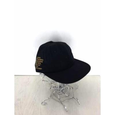 ナイン nine. キャップ帽子 サイズ表記無 メンズ 【中古】【ブランド古着バズストア】