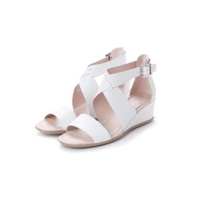エコー ECCO Shape 35 Wedge Ankle (BRIGHT WHITE)