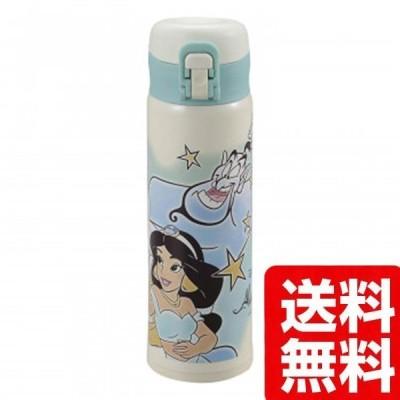 パーソナルボトル ディズニー 軽量ワンタッチパーソナルボトル500 アラジン/マジカル MA-2246