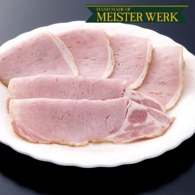 豚肉 肉 国産 ハム  ソーセージ ロースハム 300g スライス