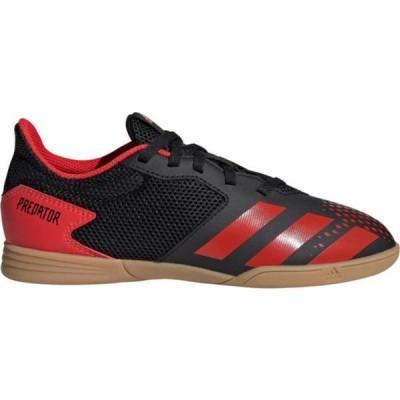 アディダス キッズ/ジュニア サッカーシューズ adidas Predator 20.4 Sala Indoor Soccer インドア BLACK/RED