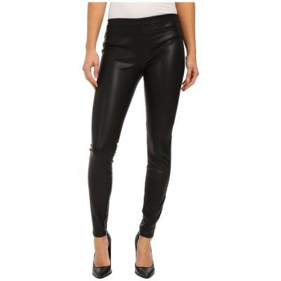 ブランクニューヨーク カジュアルパンツ ボトムス レディース Faux Leather Pull On Skinny Black