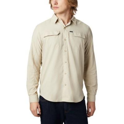 コロンビア シャツ メンズ トップス Silver Ridge 2.0 Long-Sleeve Shirt - Men's Fossil
