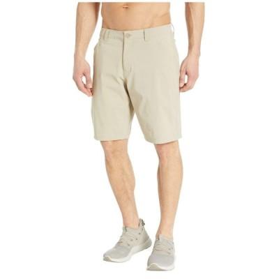 アンダーアーマー Under Armour メンズ ショートパンツ ボトムス・パンツ UA Fish Hunter 2.0 Shorts City Khaki/Summit White