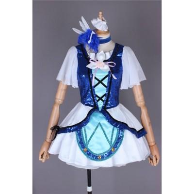 ラブライブ!サンシャイン!! WATER BLUE NEW WORLD 桜内梨子(さくらうち りこ)  コスプレ衣装 コスチューム