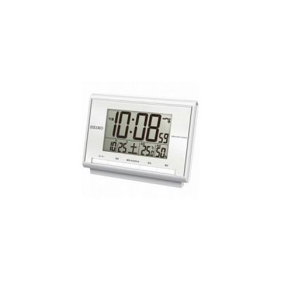 セイコー SQ698S 温湿度付き目覚まし