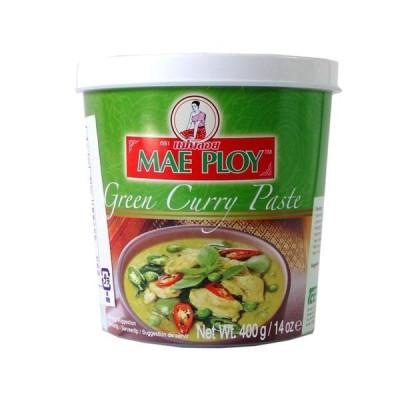メープロイ グリーンカレーペースト 400g 輸入食品