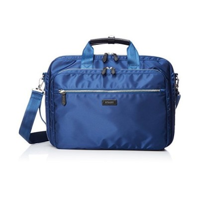 [マッキントッシュフィロソフィー] ビジネスバッグ 3way リンクウッドII セットアップ機能付 メンズ ブルー