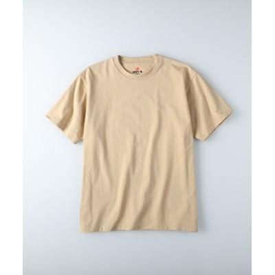 「BEEFY-T」 無地クルーネックTシャツ メンズ