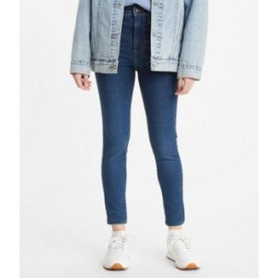 リーバイス レディース デニムパンツ ボトムス Levi'sR Mile High Woven Stretch Super Skinny Jeans Toronto Tears