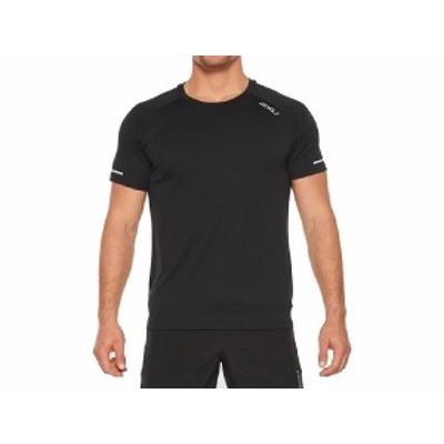 2XU:【メンズ】XVENT G2 S/S ティー【ツータイムズユー スポーツ トレーニング 半袖 Tシャツ】