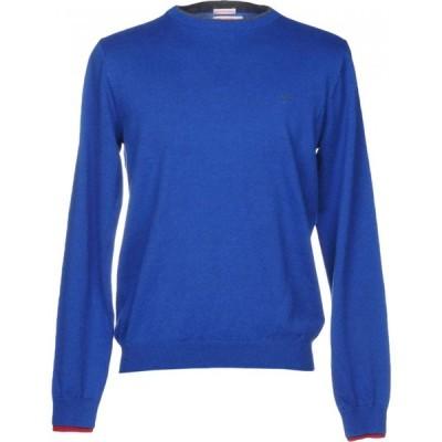 サン シックスティーエイト SUN 68 メンズ ニット・セーター トップス sweater Bright blue