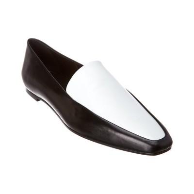 ザロウ サンダル シューズ レディース The Row Minimal Leather Loafer -