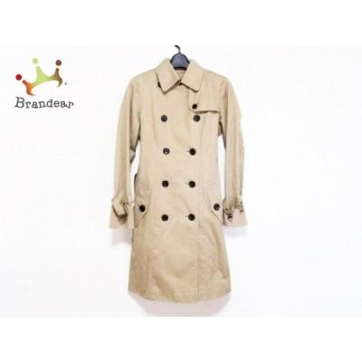 ブルーレーベルクレストブリッジ コート サイズ36 S レディース 美品 - ベージュ 長袖/冬 新着 20201001