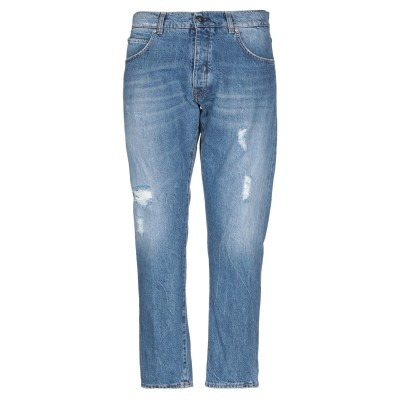 2W2M ジーンズ ブルー 29 コットン 72% / 指定外繊維(ヘンプ) 28% ジーンズ