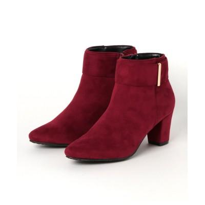 Parade ワシントン靴店 / アーモンドトゥサイドジップブーツ 5002 WOMEN シューズ > ブーツ