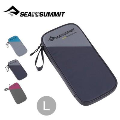 SEA TO SUMMIT シートゥサミット トラベルウォレット RFID L 財布 コインケース セキュリティ キャンプ アウトドア