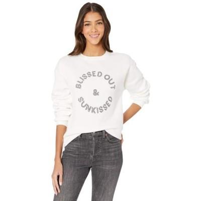 ビラボン ユニセックス パーカー Blissed Out Crew Sweater