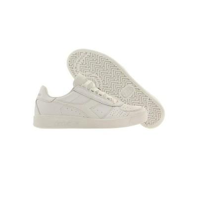 人気シューズ ディアドラ  Diadora メンズ B Elite ホワイト ホワイト 157608C4701