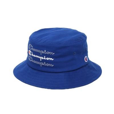チャンピオン Champion CHAMPION ATMOS LAB x BUCKET HAT (BLUE)