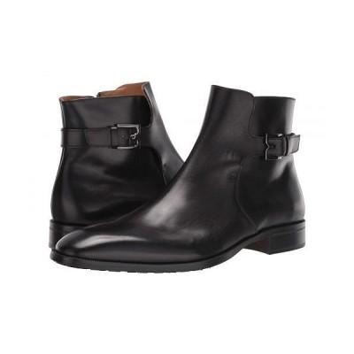 Bruno Magli ブルーノマリ メンズ 男性用 シューズ 靴 ブーツ ドレスブーツ Angiolini - Black