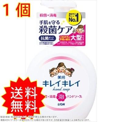 キレイキレイ薬用泡ハンドソープ 本体大型サイズ シトラスフルーティの香り ハンドソープ ライオン 通常送料無料