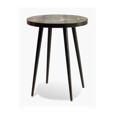 送料無料 RITMO サイドテーブル ルネ Lune 45cm