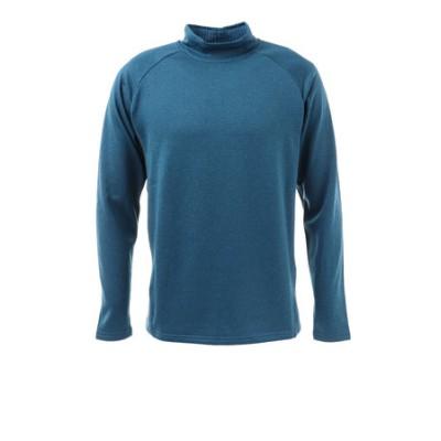 ピージー(PG)GRID WARM GEAR ハイネックシャツ 860PG0JY4138 BLU オンライン価格