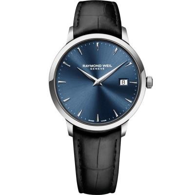 【6/13 クーポンあり】 レイモンドウェイル RAYMOND WEIL 5488-STC-50001 トッカータ クォーツ 39mm 正規品 腕時計