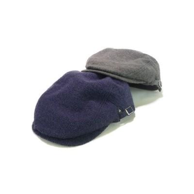 ハンチング フリース 帽子  日本製ハンチング ヤング