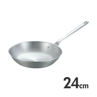 アカオ DON 硬質アルミフライパン 24cm
