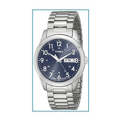 新品Timex Men's T2M933 South Street Stainless Sport Watch【並行輸入品】