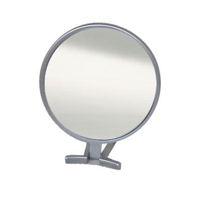 メリー 鏡 ハンドミラー 折立 No.455 シルバー