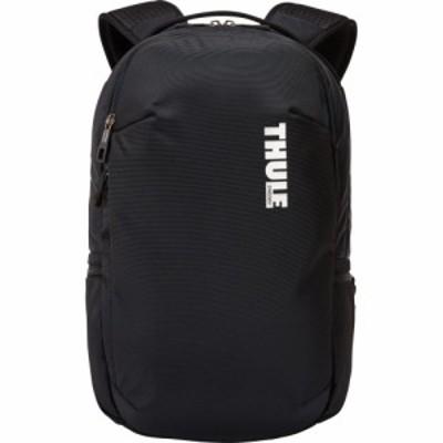 スーリー THULE メンズ バックパック・リュック バッグ Subterra 23-Liter Water Resistant Black Backpack Black