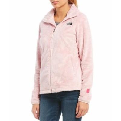 ノースフェイス レディース ジャケット・ブルゾン アウター Pink Ribbon Osito Fleece Jacket Purdy Pink