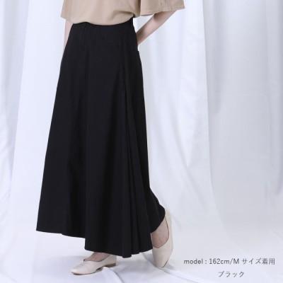 【セレクトリベリー】 しなやか素材♪着るだけでパッと華やかに。普段使いの舞踏会スカート レディース ブラック M SELECT LEVERY