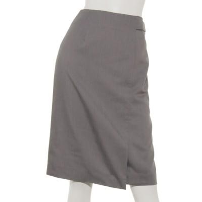 INTERPLANET (インタープラネット) レディース 3FUNコートIONタイトスカート グレー S
