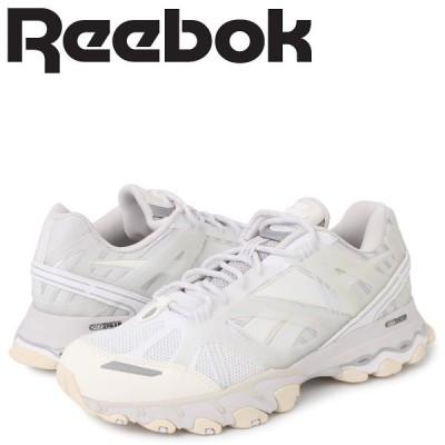 リーボック Reebok ディーエムエックストレイシャドウ スニーカー メンズ DMX TRAIL SHADOW ホワイト 白 EF8810