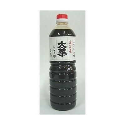 太華醤油 パール醤油1000ml×6本