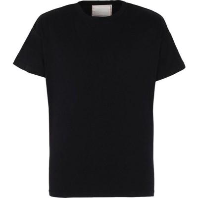 ジーネリカ JEANERICA メンズ Tシャツ トップス t-shirt Black