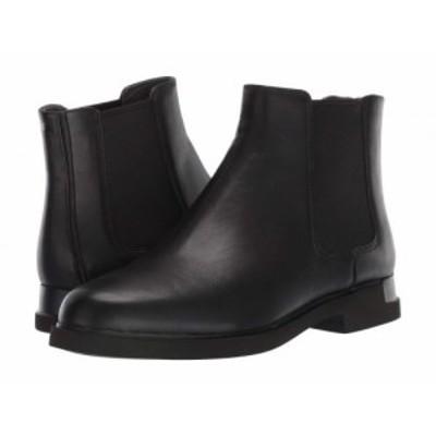 Camper カンペール レディース 女性用 シューズ 靴 ブーツ チェルシーブーツ アンクル Iman Black【送料無料】