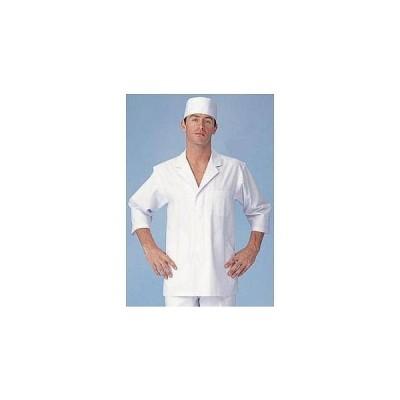 【まとめ買い10個セット品】男性用調理衣 七分袖 FA-313 L