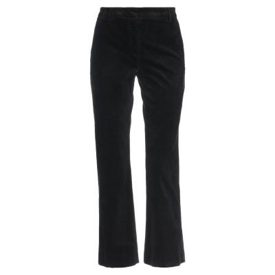 ROOM 52 パンツ ブラック 38 コットン 98% / ポリウレタン 2% パンツ