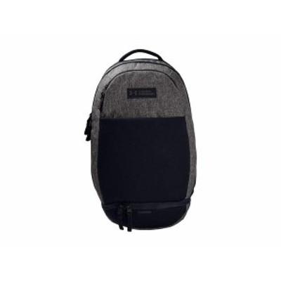 アンダーアーマー メンズ バックパック・リュックサック バッグ Recruit 3.0 Backpack Jet Gray/Black
