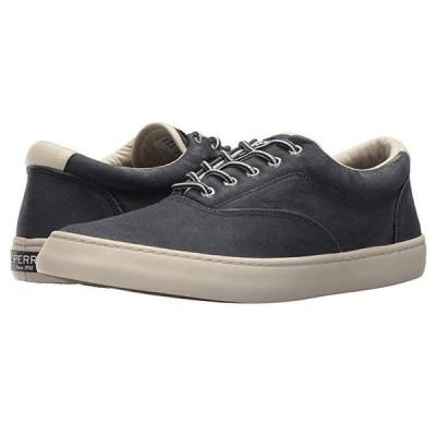 Sperry Cutter CVO メンズ スニーカー 靴 シューズ Saltwash Navy