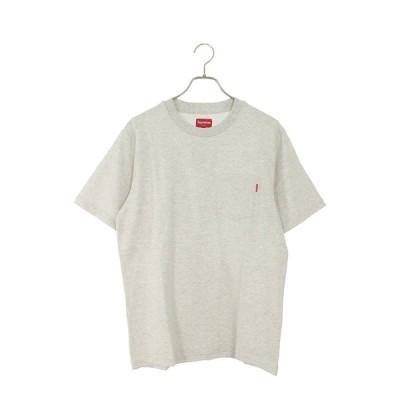 PRICE DOWN シュプリーム SUPREME S/S Pocket Tee ポケットTシャツ OM10 中古
