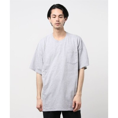 tシャツ Tシャツ スーパーオーバーサイズビッグTシャツ ビッグシルエットドロップショルダーTシャツ