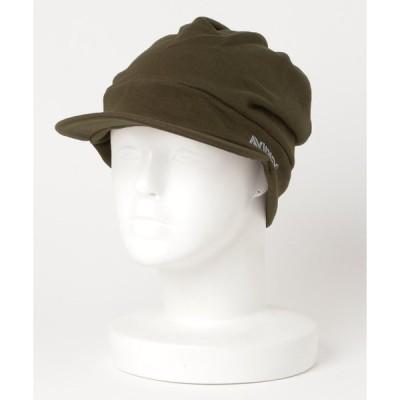 帽子 キャップ AVIREX LOGO OSLO CAP