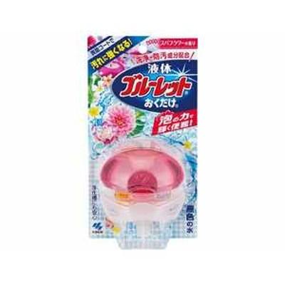 小林製薬 「液体ブルーレットおくだけ」スパフラワーの香り 70mL エキタイブルーレットオクダケフラワー